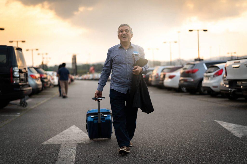 viajar na terceira idade