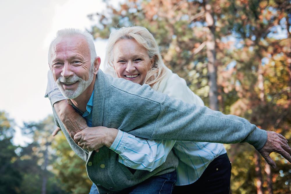 viver bem depois dos 50 anos