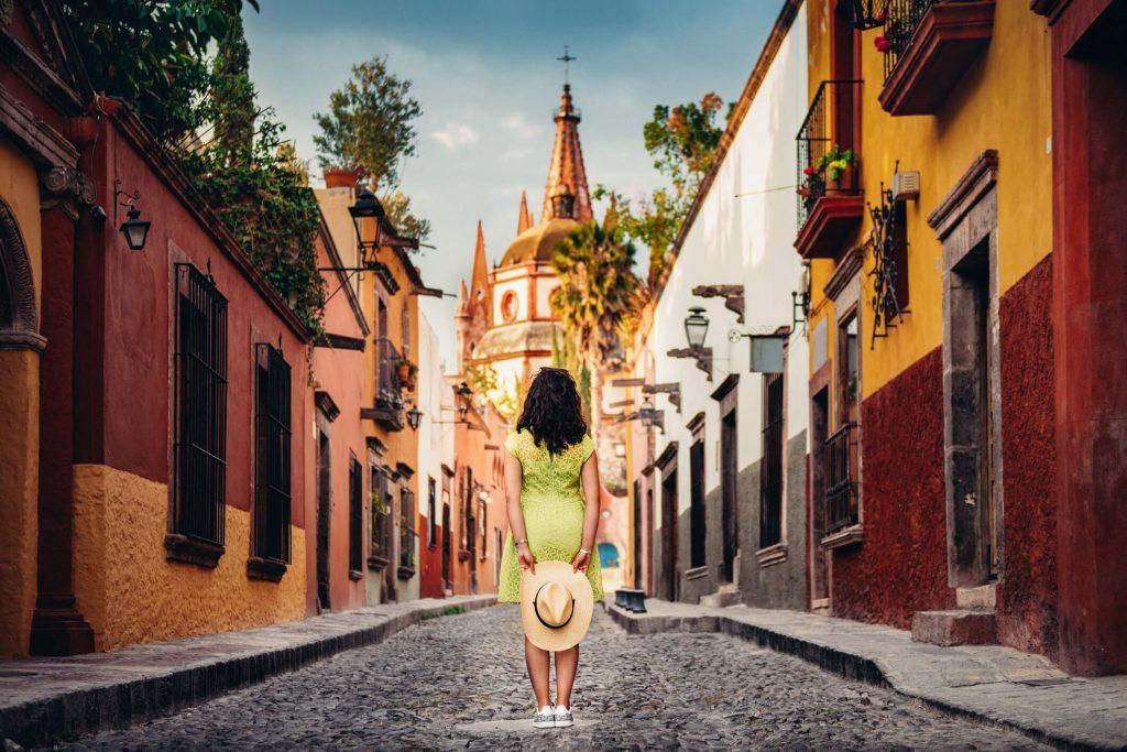 destinos na América do Sul