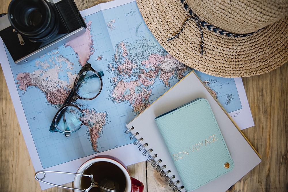 9 dicas para organizar uma viagem inesquecível!