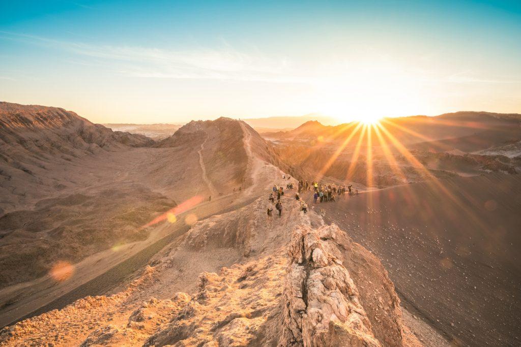 Deserto Atacama - Chile / Peru
