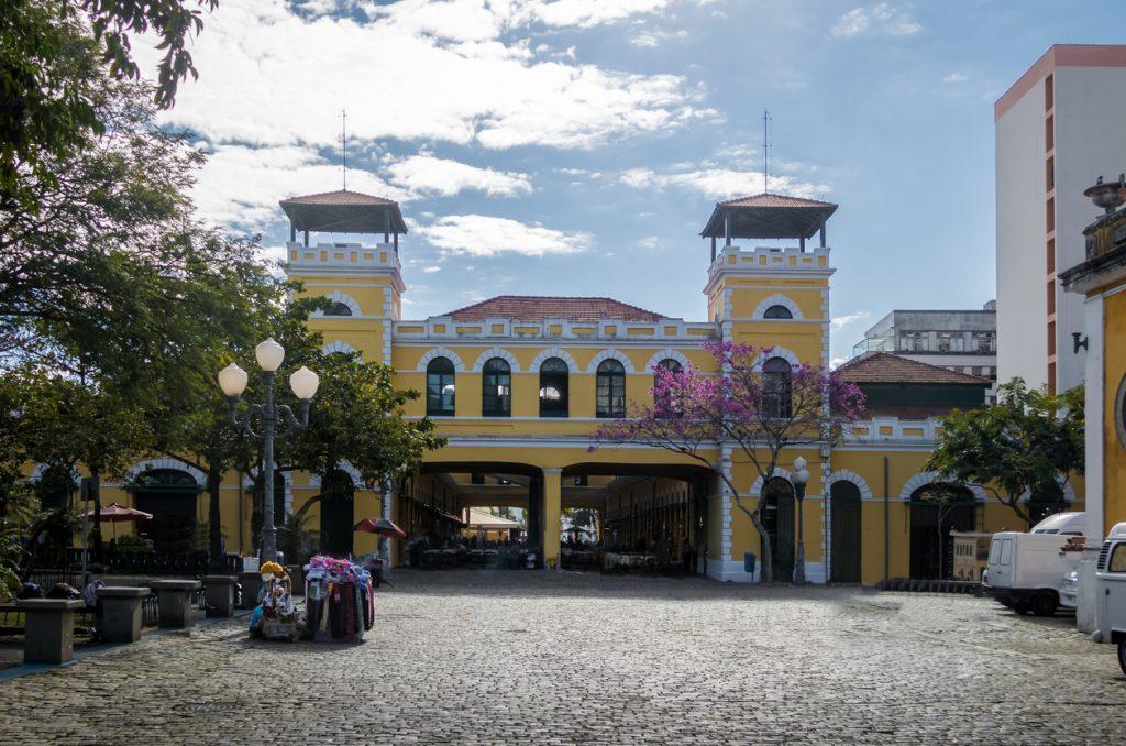 Mercado Público, Florianópolis, Santa Catarina - Brasil