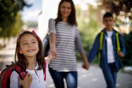 5 dicas para organizar a rotina na volta às aulas dos filhos