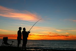 lugares para pescar