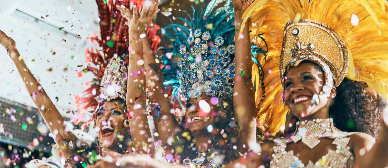 destinos para curtir o carnaval