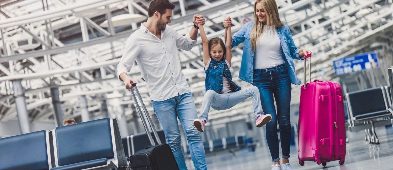 Feriado do dia das crianças: 6 dicas para realizar uma viagem incrível