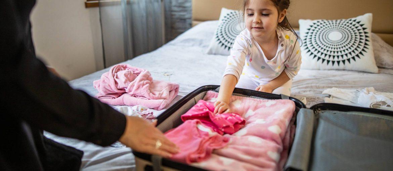 Mala de viagem infantil:checklist de itens que não podem faltar