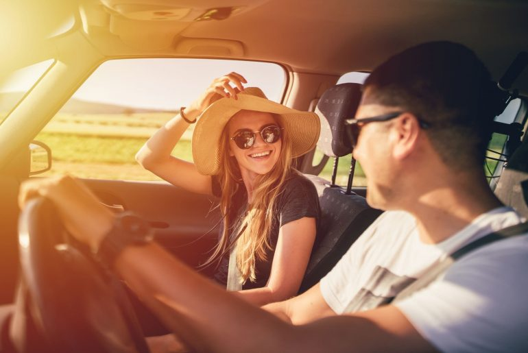 viajar de carro vale a pena