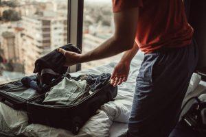 o que levar em viagem curta