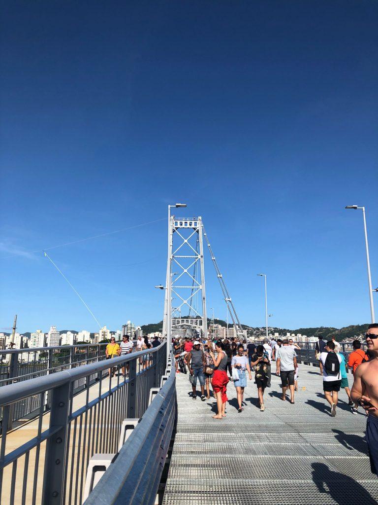 Image from iOS 768x1024 Nós fomos! Reabertura da Ponte Hercílio Luz