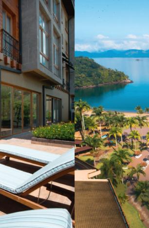 Qual a diferença entre hotéis conveniados e hotéis credenciados?