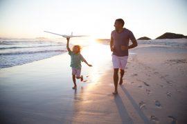 viagem para pais solteiros