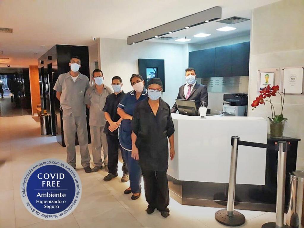 image 1024x768 Conheça a história do hotel Copa Sul, Hotel Solidário e parceiro do Clube