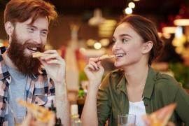 Casal aproveita o roteiro gastronômico para comer bem em São Paulo