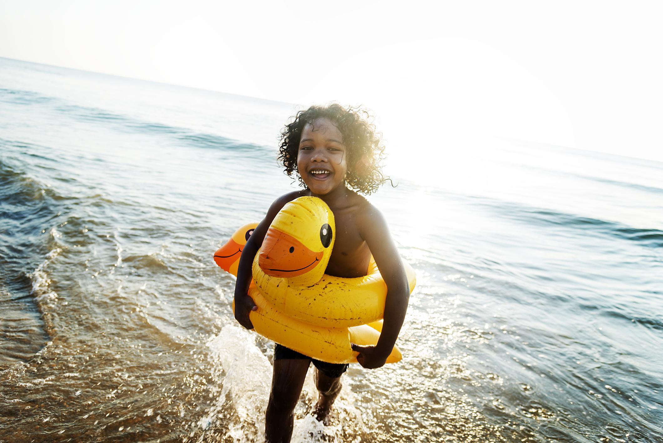 9 praias para levar as criancas em Santa Catarina Home